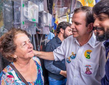Eduardo Paes ganha apoio de militantes da REDE