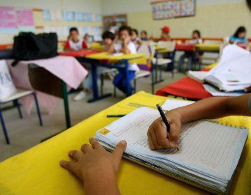 Até agosto, apenas R$ 68 bilhões foram liberados para a educação