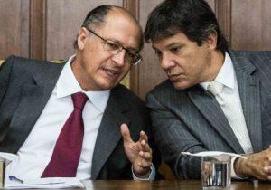 MP apura condutas de promotores que apresentaram ações contra Haddad e Alckmin
