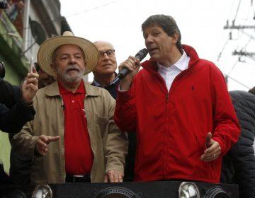 Lula rechaça eventual indulto de Haddad, diz petista