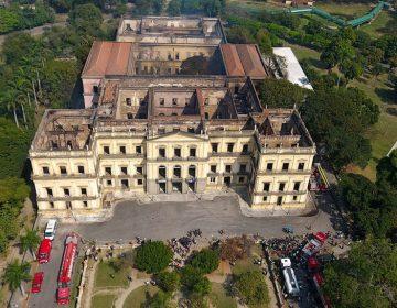 Governo barrou verbas para Museu Nacional