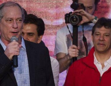 PT elenca temas na campanha para minar discurso de Ciro