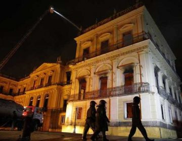 Governo tira Museu Nacional da UFRJ e cria ABRAM