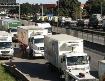 ANTT notificará motoristas com preço menor que tabela