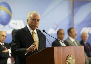 Temer vai derrubar Intervenção do Rio votar Previdência