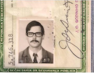Dirceu circula com 'dupla identidade' pelo Brasil