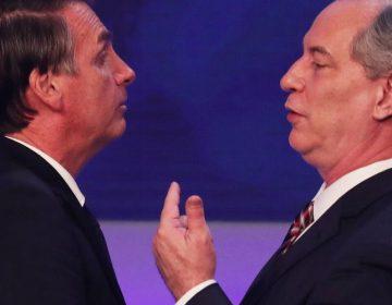 As motivações dos eleitores de Ciro e Bolsonaro