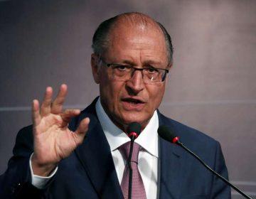 Pesquisas do PSDB também indicam baixa de Alckmin