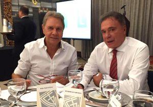 Empresário preso na Lava Jato, Malucelli é 1º suplente de Álvaro Dias no Senado