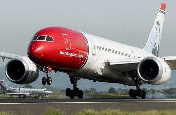 Europeia Norwegian estuda abrir cia aérea no Brasil em 2019