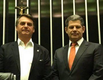 Articulador de Bolsonaro queria controle da executiva do Patriota