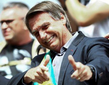 Militância dispara lista de candidatos apoiados por Bolsonaro