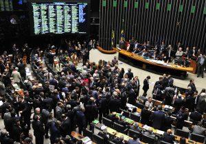 Partidos 'nanicos' tomam lugar na Câmara