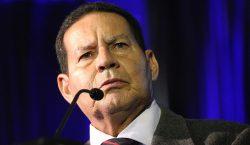 Petistas querem que Mourão vá a debates