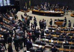 Partidos 'jovens' passam a ser maioria na Câmara