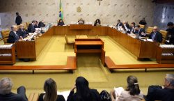 STF solta, legisla se dá reajuste e manda no País