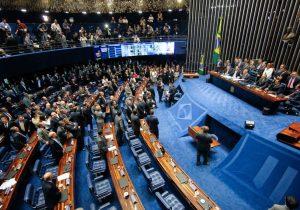 MDB aposta em presidência do Senado