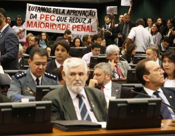 PEC da Maioridade só deve avançar no governo de Bolsonaro