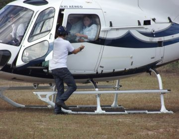 Helicóptero Agusta registra três quedas em poucos meses no Brasil