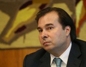 Apoio do PCdoB a Maia deixa militantes insatisfeitos