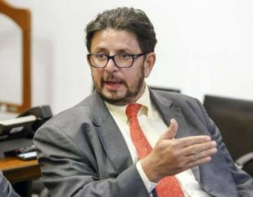 Fábio Ramalho busca apoio para o Comando da Câmara