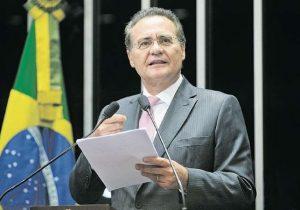 Renan turbina defesa e prepara volta com tom elevado ao Senado