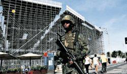 Deputado e futuro líder do Governo estabelece marco do terrorismo