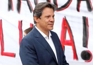 Haddad vai comandar Caravana Lula Livre