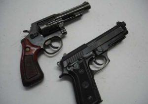 Senadores apresentam projeto contra posse de armas