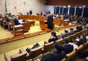 Senadores querem investigar patrimônio de ministros do STF