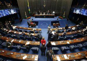Votação no Senado promete batalha de questões de ordem