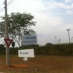 Centro de convenções da Ascade tem estrutura sob risco
