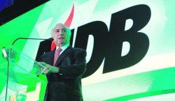 MDB discutiu renovação na véspera de prisão de Temer