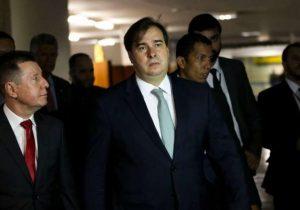 Maia e governadores buscam vitrine já de olho em 2022