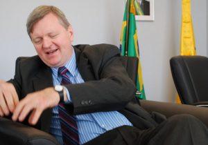 Embaixador aliado e com perfil do chanceler é cotado para EUA