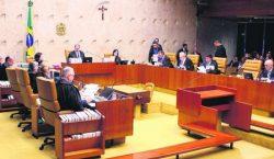Congresso segura 6 pedidos de impeachment de ministros do STF