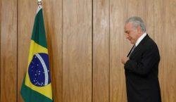 Prisão de Temer deixa caciques do PSDB em alerta
