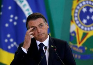 Bolsonaro afasta investidores ao comentar sobre holocausto