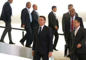Bolsonaro pretende mudar de partido