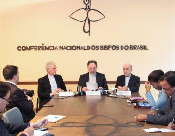 Conferência dos Bispos estuda pacote de Moro
