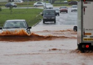 Brasília, mais uma capital inundada por falta de planejamento