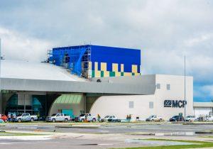 Amapaenses ficam no chão com inauguração de aeroporto