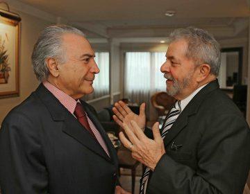 Mesmo presos, Lula e Temer mantêm regalias por lei