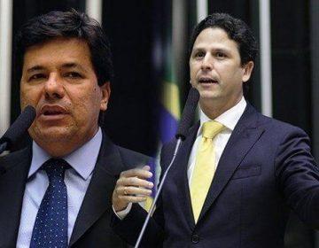 Mendonça e Araújo ensaiam frevo aliado para Prefeitura do Recife