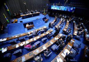 Senado arquiva petições contra ministros do STF