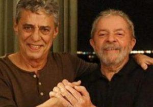 Cartas de Lula e Chico ganham montagem de peça em Paris