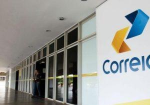 Gigantes do e-commerce miram o Correios