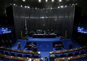 Senado vota projeto que limita decisões monocráticas no STF