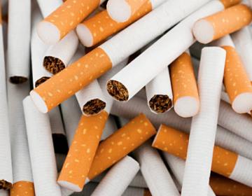 Justiça notifica fabricantes de cigarros