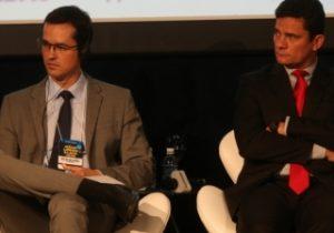 Escândalo do Telegram Moro-Dallagnol freia pacote anticrime